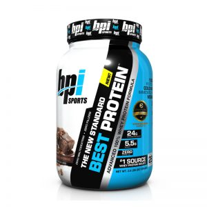 BPI Sports Best Protein 900g Choc Brownie