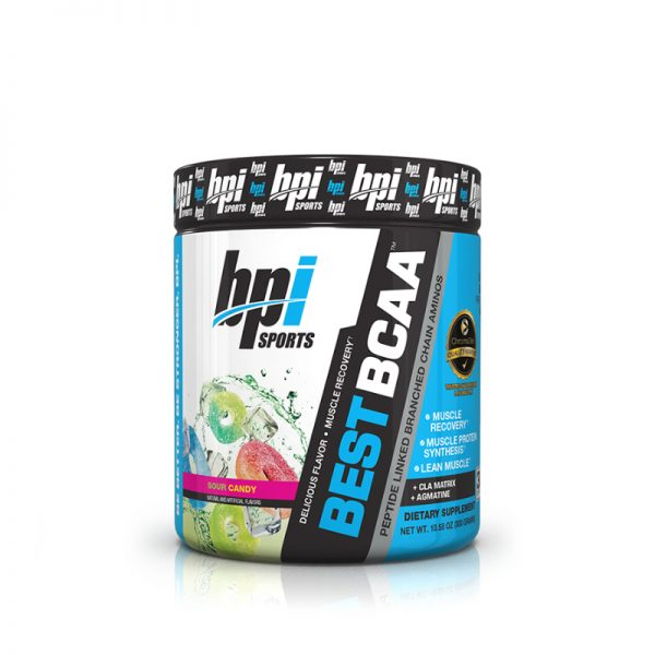 BPI Sports Best BCAA 300g Sour Candy