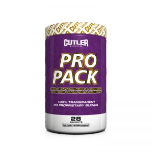 Cutler Nutrition Pro Pack Multi Vitamin