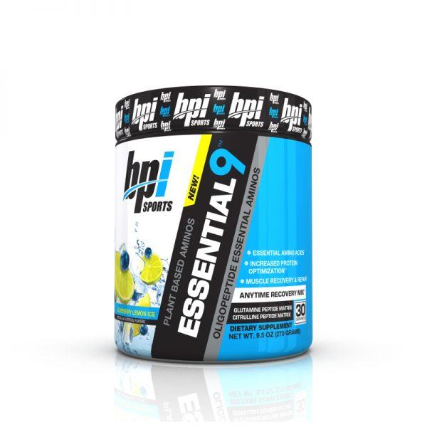 BPI Sports Essential 9 Vegan Amino