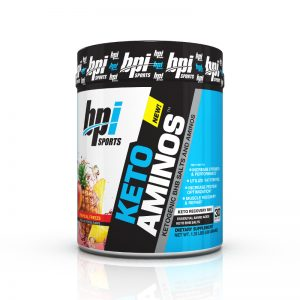 BPI Sports Keto Aminos Tropical Freeze